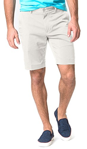 Chaps Men's Stretch Performance Shorts (New Stone, ()