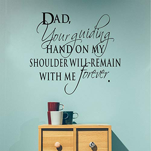 ponana Writting Letter for Dad Your Guiding Hand