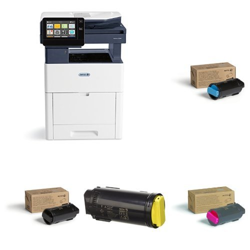 Xerox VersaLink Color Laser with Cyan, Magenta, Yellow and Black Standard Capacity Toner Cartridge