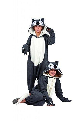[RG Costumes 'Funsies' Smoochi The Squirrel Costume, Gray/White, Medium] (Squirrel Halloween Costume)