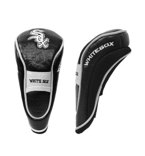 MLB Chicago White Sox Hybrid Head Cover, Black