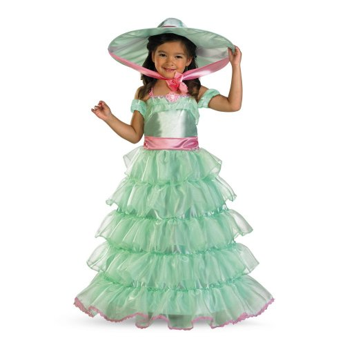 [Southern Belle - Size: Child S(4-6x)] (Night Wind Costume)