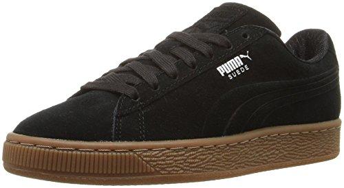 fake cheap online PUMA Men's Suede Classic Debossed Q4 Fashion Sneaker Puma Black-glacier Gray outlet classic UyHQiUQG