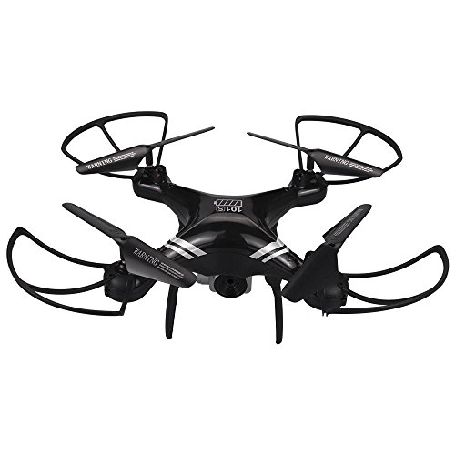 FPV Explorers 6-Axis Gyro RC Headless Quadcopter Drone uas with HD Wifi Camera