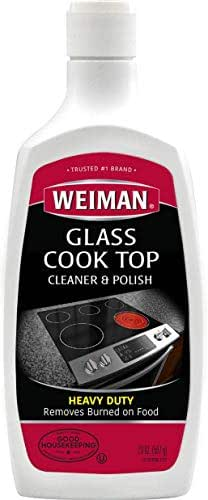 Kitchen Cleaner: Weiman Glass Cook Top Cleaner & Polish