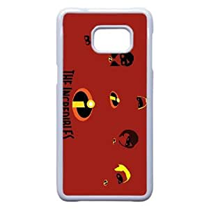 The Incredibles_005 High Quality Specially Designed Skin cover Case For Samsung Galaxy Note 5 Edge White