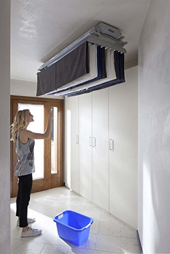 Foxydry Air 150 Wall And Ceiling Clothesline Electrical