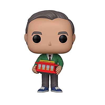 Funko POP! TV: Mr. Rogers Mr Rogers Collectible Figure, Multicolor: Funko Pop! Television:: Toys & Games