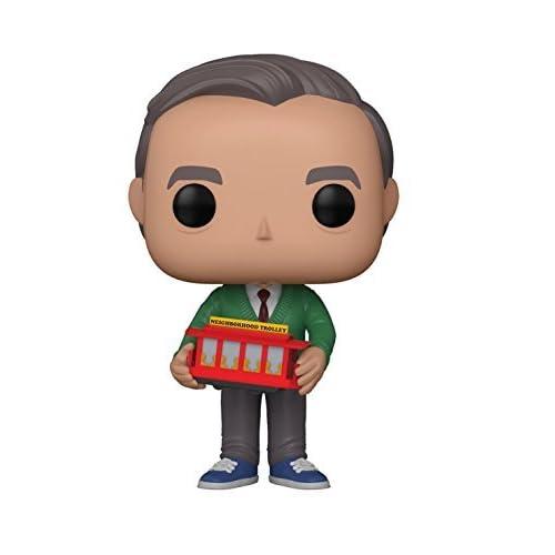POP! TV: Mr. Rogers Mr Rogers Collectible Figure, Multicolor