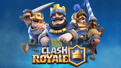 Cakeusa Clash Royale Clash Of Clansbirthday Cake Topper Edible Image 1 4 Sheet Frosting