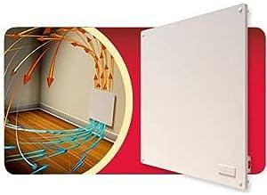 Digiteck - TC341 – Panel calefactor de pared ultraplano, 400 W, de bajo consumo