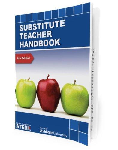 Substitute Teacher Handbook