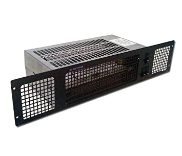 CDA APH01SS ELECTRIC 2KW STAINLESS STEEL PLINTH HEATER 500MM 5 YEAR WARRANTY NEW