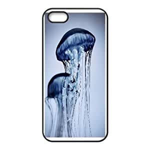 LTTcase Custom Jellyfish Case for iphone 5,5s