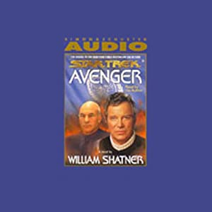 Star Trek: Avenger (Adapted) Audiobook