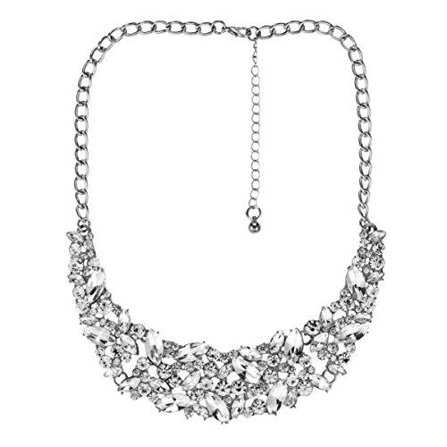 Zhenhui Fashion Silver Crystal Necklace product image