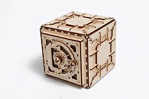 Ugears Mechanical 3D Puzzle Brainteaser product image