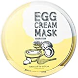 too cool for school Egg Cream Mask (5ea)/ Made in Korea by Beautyshop