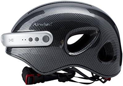 MyWay Brands Inteligente Bicicleta Casco con cámara HD integrada ...