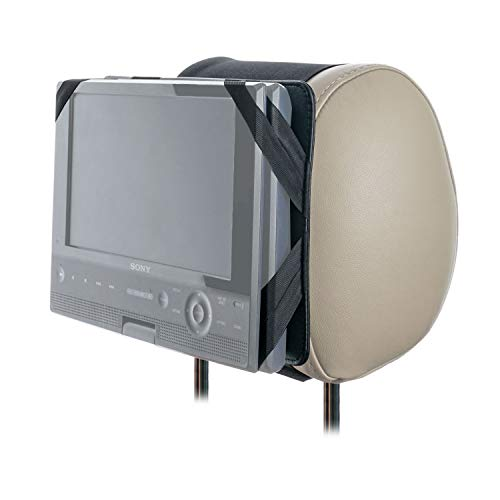 TFY Car Headrest Mount for Sony BDPSX910 Portable Blue-ray - Dvd Cd / Holder 24