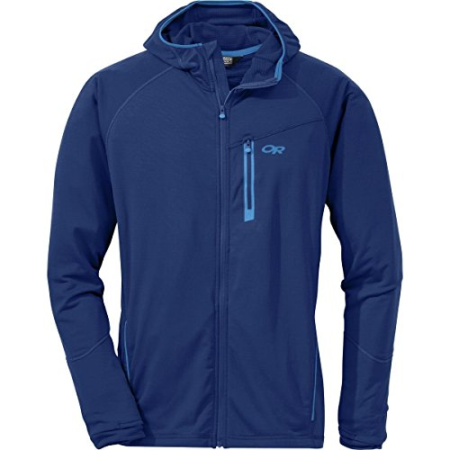 Outdoor Research Men's Transition Hoody, Baltic, X-Large -