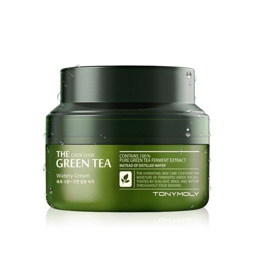 Tonymoly Chok Green Watery Cream product image