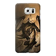 R0388 Dragon Rider Case Cover For Samsung Galaxy S6 Edge