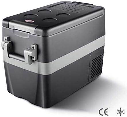 ZWH-ZWH 携帯用電気Coolboxでコンプレッサー冷蔵庫冷凍庫高い冷凍CoolBoxは、周囲温度18°Cよりも低くすることができる240Vボックスカー冷蔵庫、12Vクール40L 車載用冷蔵庫