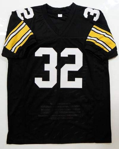 Franco Harris Signed Jersey - Black Pro Style STAT Beckett  2 - Beckett  Authentication - Autographed NFL Jerseys at Amazon s Sports Collectibles  Store d06654304