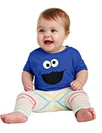 Animation Shops Cookie Monster Infant T-Shirt