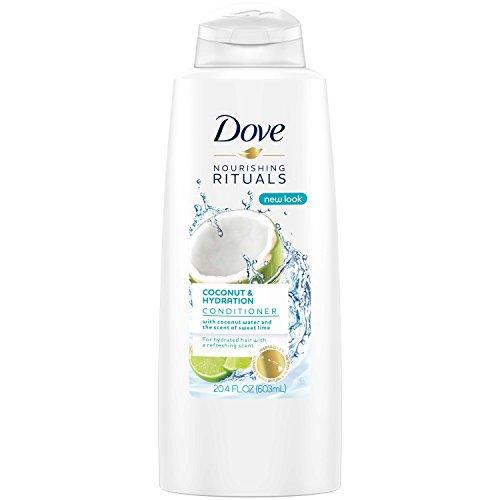 Dove Nourishing Rituals Conditioner, Coconut & Hydration, 20.4 oz