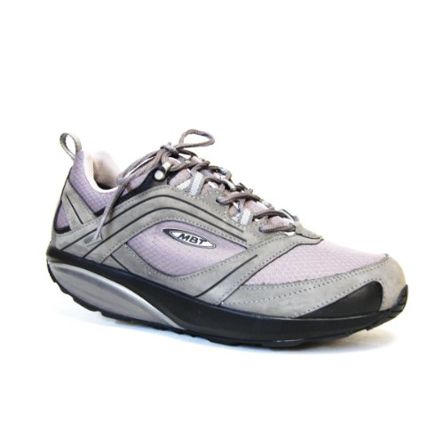 Mbt Mens Chakula Gtx Laceup Shoe Grey