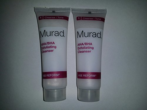 Murad Exfoliating Cleanser Fluid Pieces