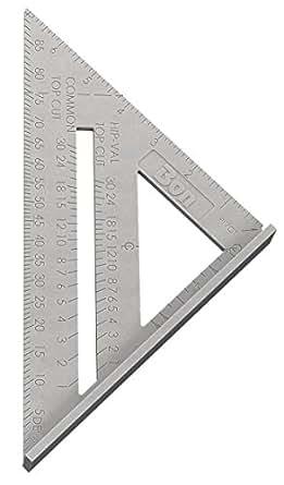 Bon 84-540 - Escuadra de ángulo, aluminio, 18,4 x 18,4 x 1,9 cm
