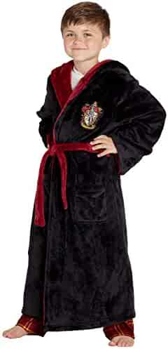 INTIMO Harry Potter Costume Kids Plush Robe