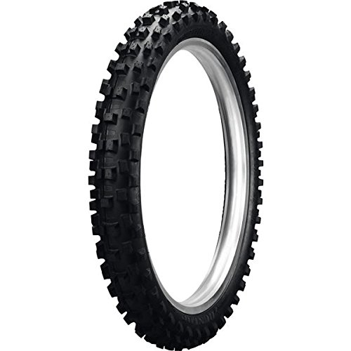 Dunlop Tires Geomax MX32 Soft/Intermediate Front Tire - 80/100-21, Position: Front, Rim Size: 21, Tire Application: Soft, Tire Size: 80/100-21, Tire Type: Offroad, Load Rating: 51, Speed Rating: M (Compound Soft Tire)
