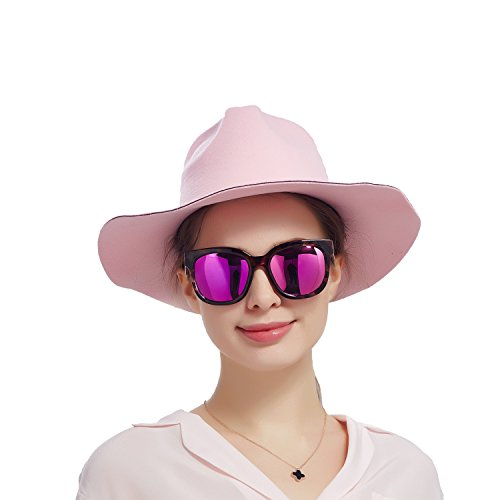 Jardin d'amour Oversized Sunglasses for Women Polarized Men Eyeglasses PC Wayfarer UV Protection JS7103 - Of Pair Sunglasses Nice