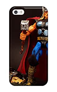 New Arrival Iphone 5/5s Case Thor 46 Case Cover(3D PC Soft Case)