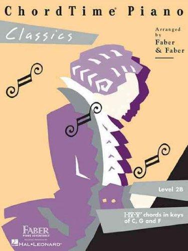 Classics (ChordTime Piano, Level 2B)