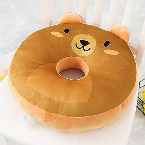GOOGEE - Cojín de Felpa para Gato, diseño de Oso Panda y ...