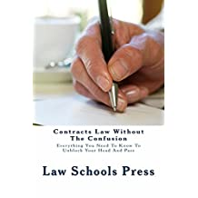 Contracts Law Without The Confusion: Jide Obi Law School books