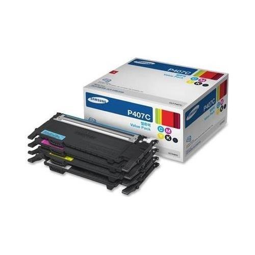 Samsung CLT P407C OEM Toner CLX 3185FW product image