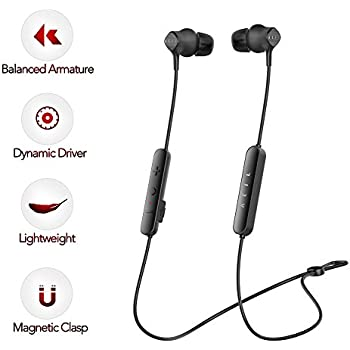 Amazon.com: Bluetooth Headphones, Small Target Neckband