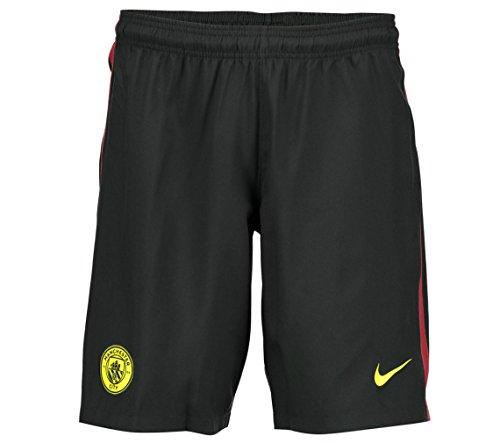 2016-2017 Man City Away Nike Football Shorts (Nike Football 90)