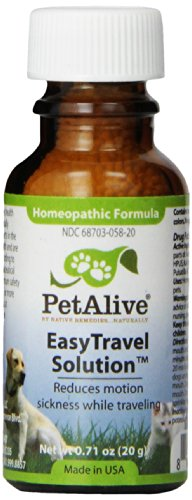PetAlive EasyTravel Solution - Trouble-free Travel for Pets (20g)