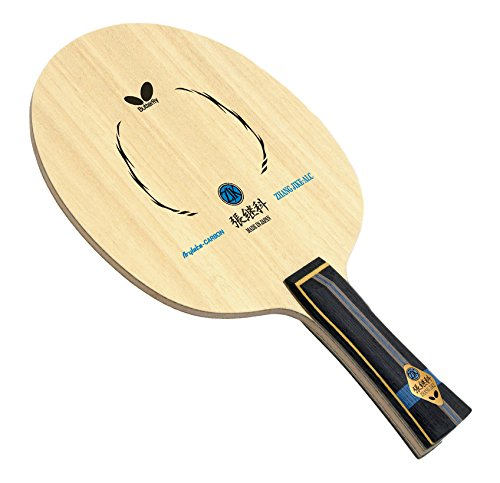 Butterfly Zhang Jike ALC FL Blade with Tenergy 80 2.1 Red/Black Rubbers Pro-Line Table Tennis Racket