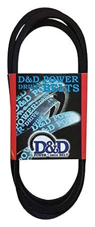 D/&D PowerDrive C144 V Belt  7//8 x 148in  Vbelt