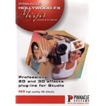 Pinnacle Hollywood FX Mega V. 5 for Studio Win 98SE/Me/2000/XP