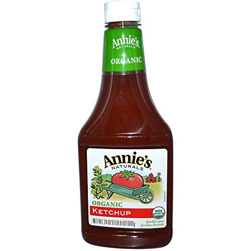 Annie's Naturals, Organic, Ketchup, 24 oz (680 g) Annies Naturals Organic Ketchup