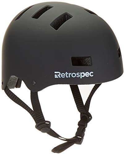 Retrospec cm-1 Bicycle/Skateboard Helmet for Adult CPSC Certified Commuter, Bike, Skate